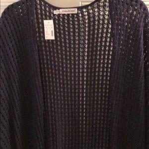 Maurices Sweaters - NWT Maurice's cardigan